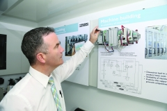 Conal O'Reilly, Sales Engineer